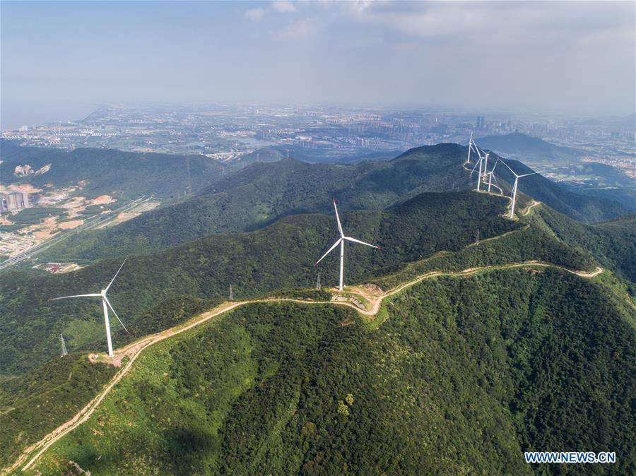 Xinhua Headlines: China echoes UN's environmental call with green drives