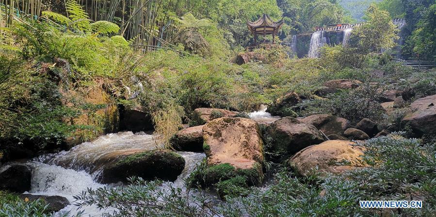 CHINA-GUIZHOU-CHISHUI-WATERFALLS (CN)