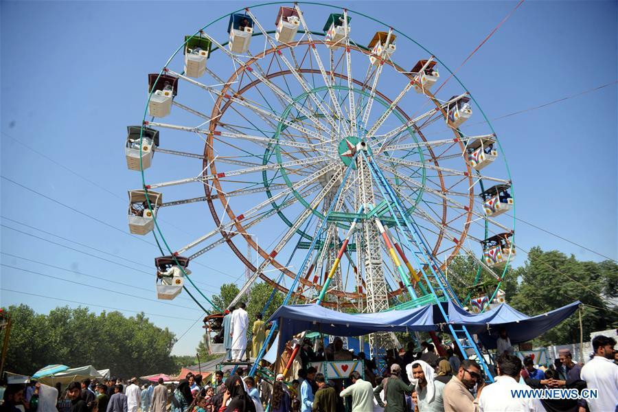 巴基斯坦 -  PESHAWAR-EID AL-FITR-HOLIDAY