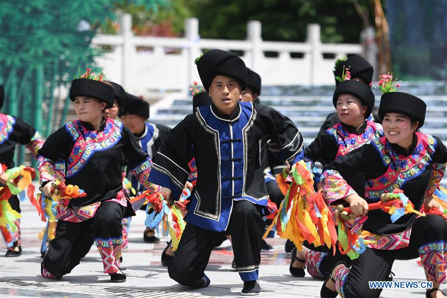 CHINA-HUNAN-SHEBA FESTIVAL-TUJIA ETHNIC GROUP (CN)