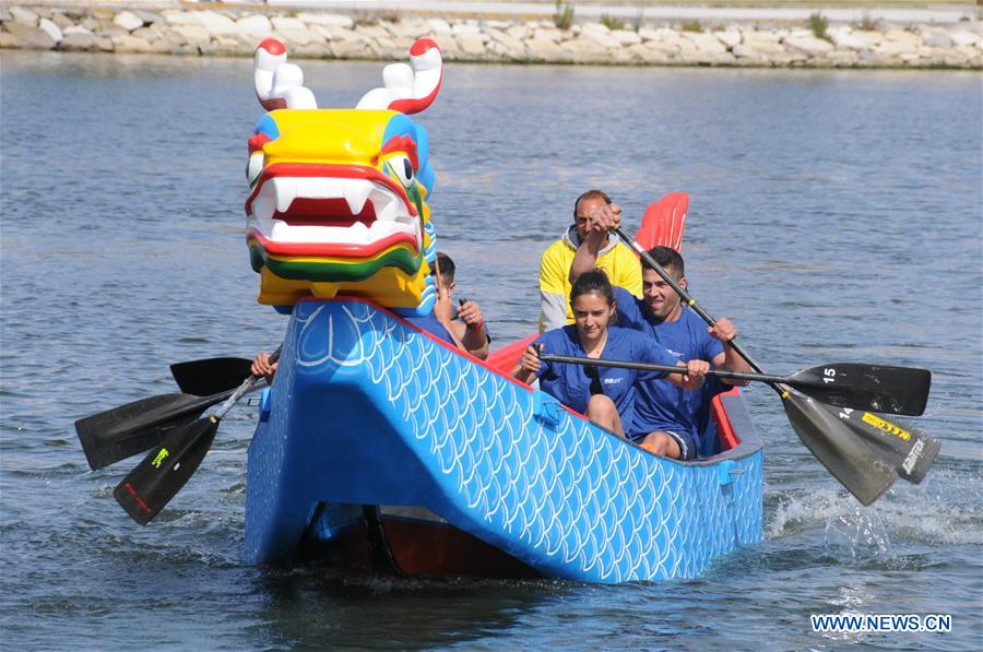 葡萄牙 - 阿维罗 - 龙船节 - 庆祝活动