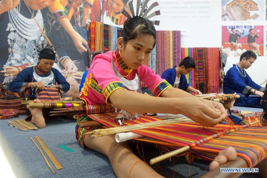 中国各地都有文化和自然遗产日