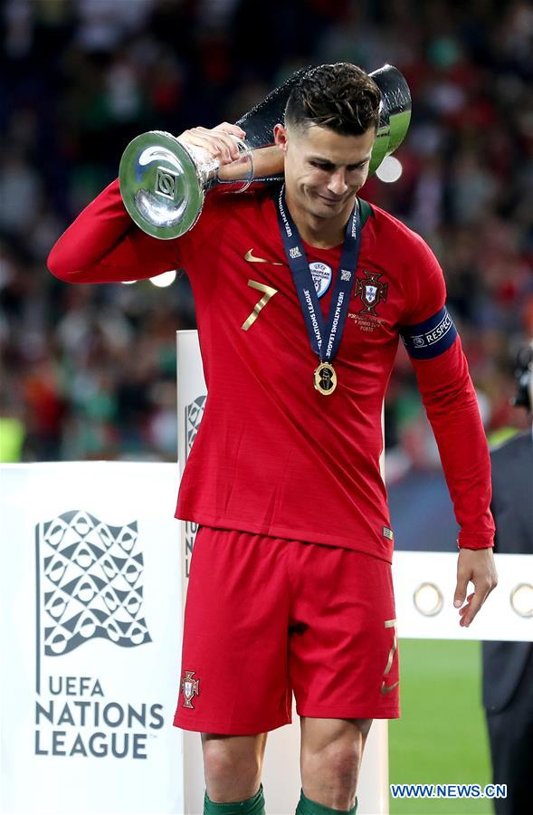 Portugal Beat Netherlands To Win Uefa Nations League Title Xinhua English News Cn