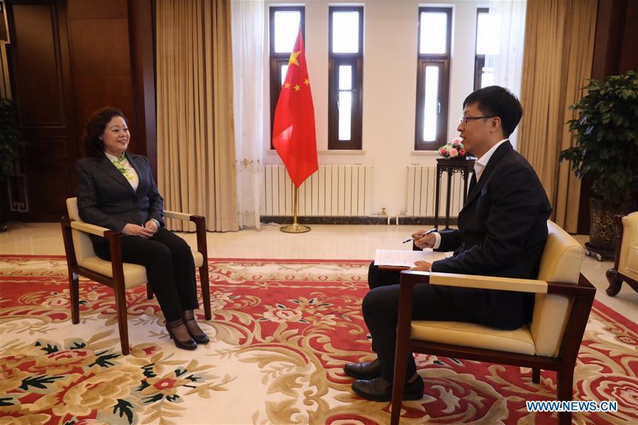 吉尔吉斯斯坦 - 比什凯克 - 中国大使 - 访谈