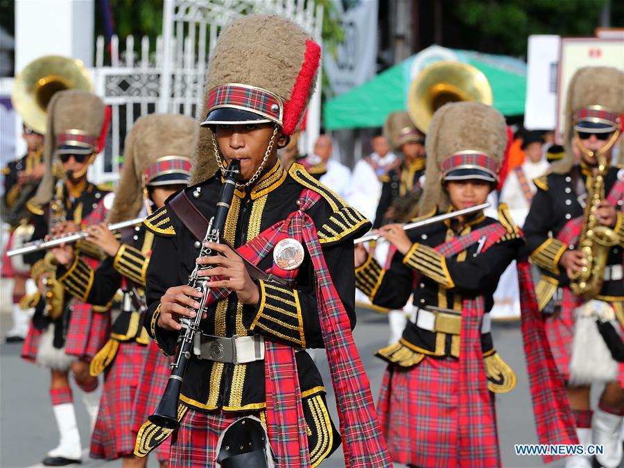 121st Philippine Independence Day celebrated in the