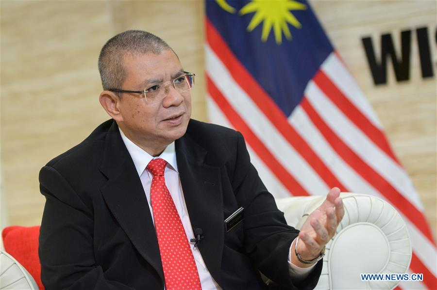 马来西亚布城-FM访谈