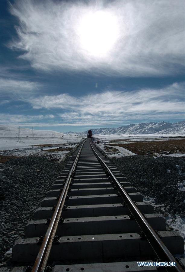 CHINA-QINGHAI-TIBET RAILWAY (CN)