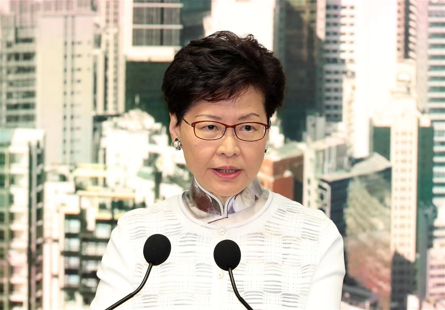 中国 - 香港 - 香港特别行政区首席执行官 - 刑事法律修正案 - 暂停执行