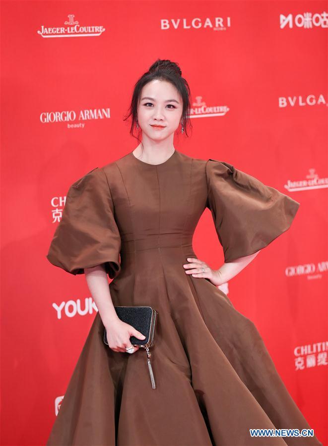 CHINA-SHANGHAI-INT'L FILM FESTIVAL-OPENING(CN)