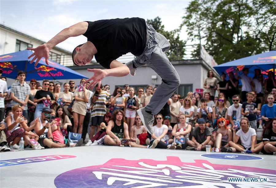 CROATIA-ZAGREB-舞蹈你的风格