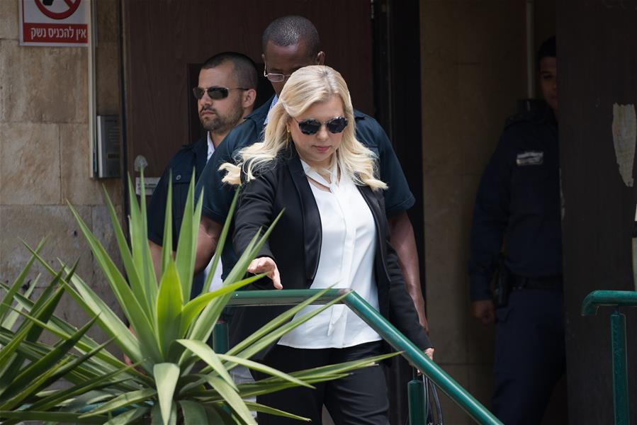 以色列法院判定内塔尼亚胡的妻子滥用国家