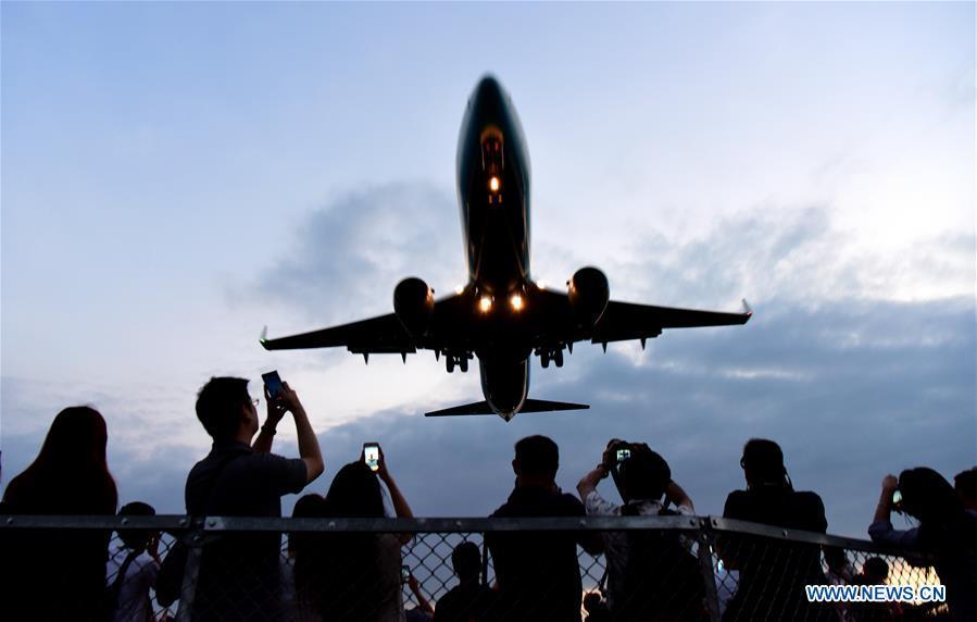 CHINA-TAIPEI-DAILY LIFE-AIRPLANES (CN)