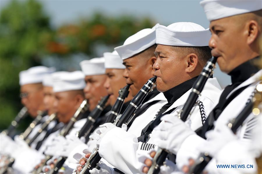 THE PHILIPPINES-NAVY-121ST FOUNDING ANNIVERSARY