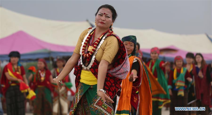 NEPAL-KATHMANDU-BHUMYA FESTIVAL