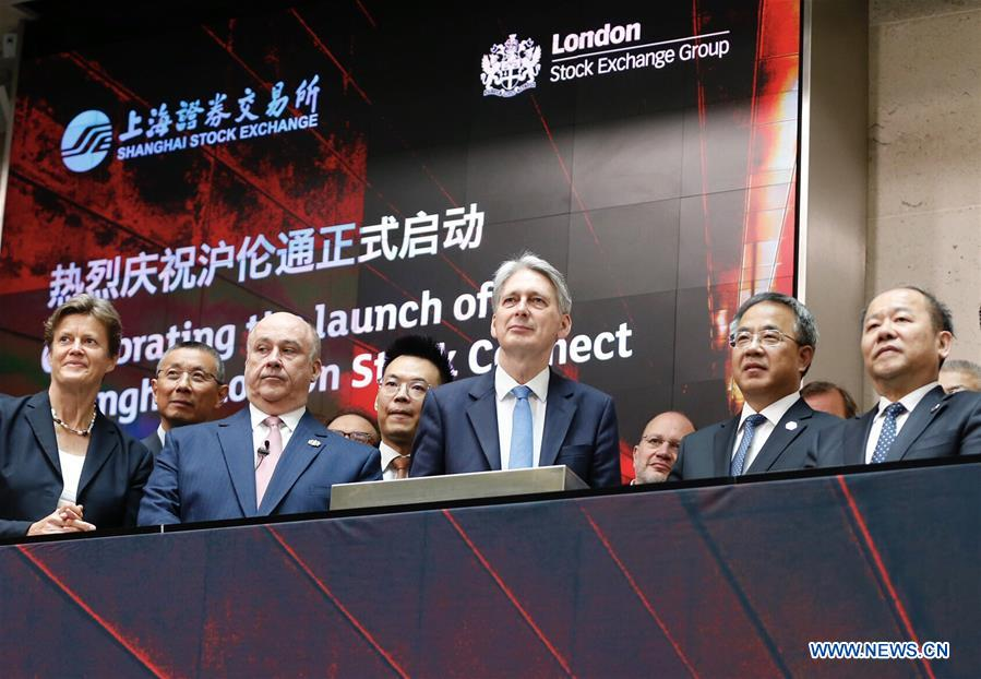 Economic Watch: Shanghai-London stock connect, a step forward in China's opening-up - Xinhua | English.news.cn