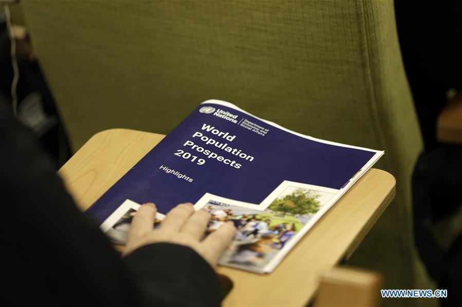 UN-WORLD POPULATION PROSPECTS-REPORT