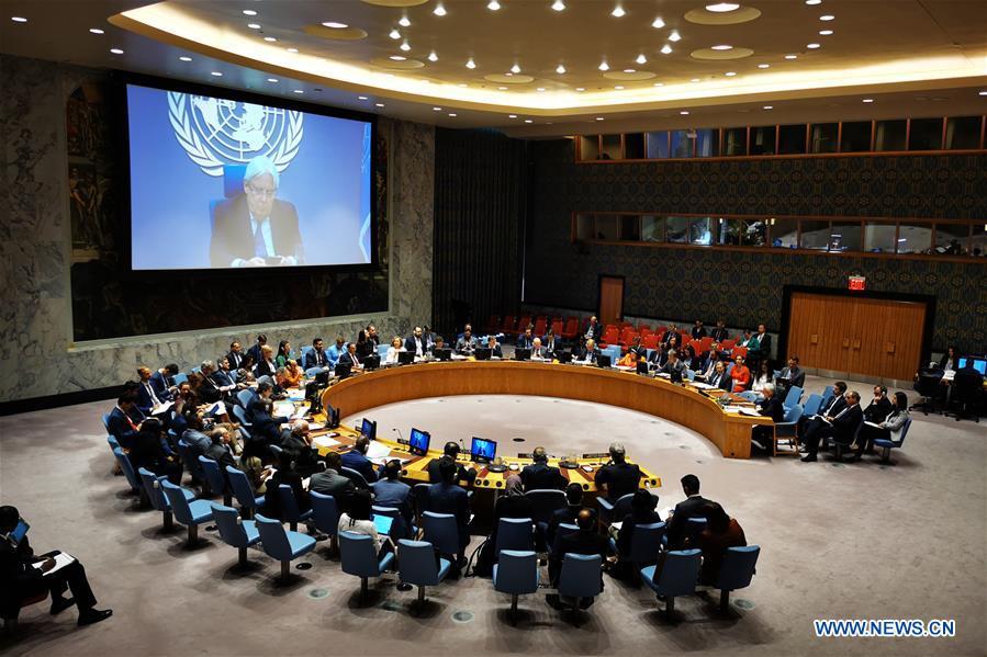 UN-SECURITY COUNCIL-YEMEN