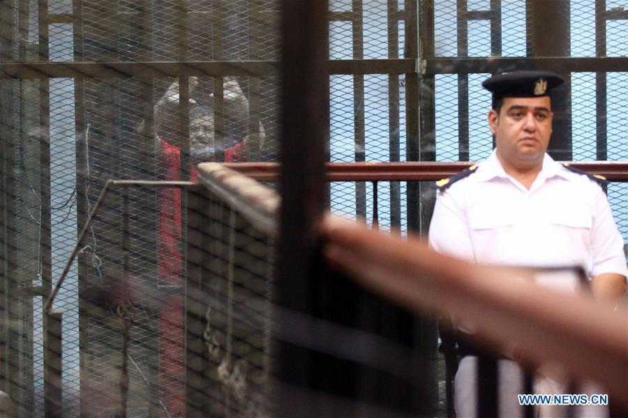EGYPT-CAIRO-FORMER PRESIDENT-MORSI