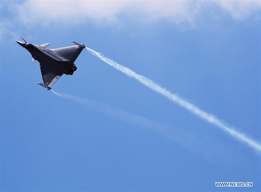 FRANCE-PARIS-AIR SHOW
