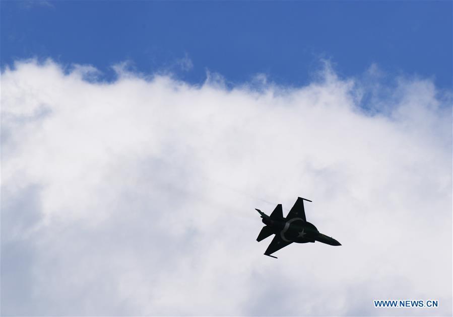FRANCE-PARIS-AIR SHOW-JF-17 THUNDER