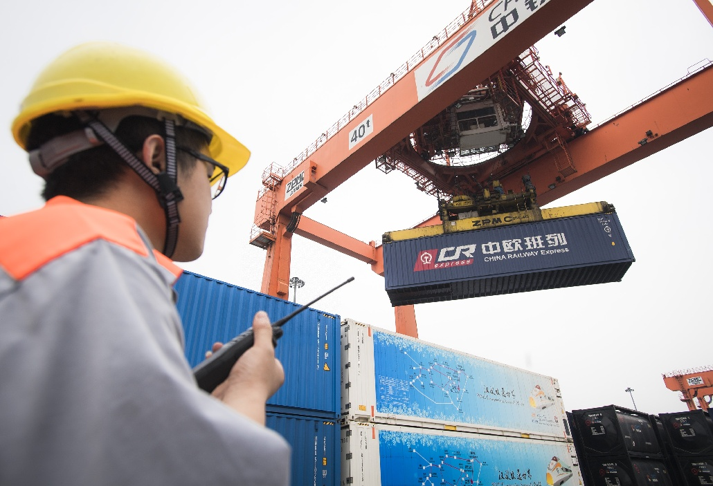Interview: China's BRI creates opportunities for German