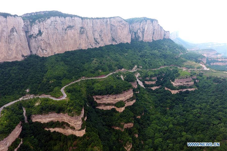 中国 - 山西风景区(CN)