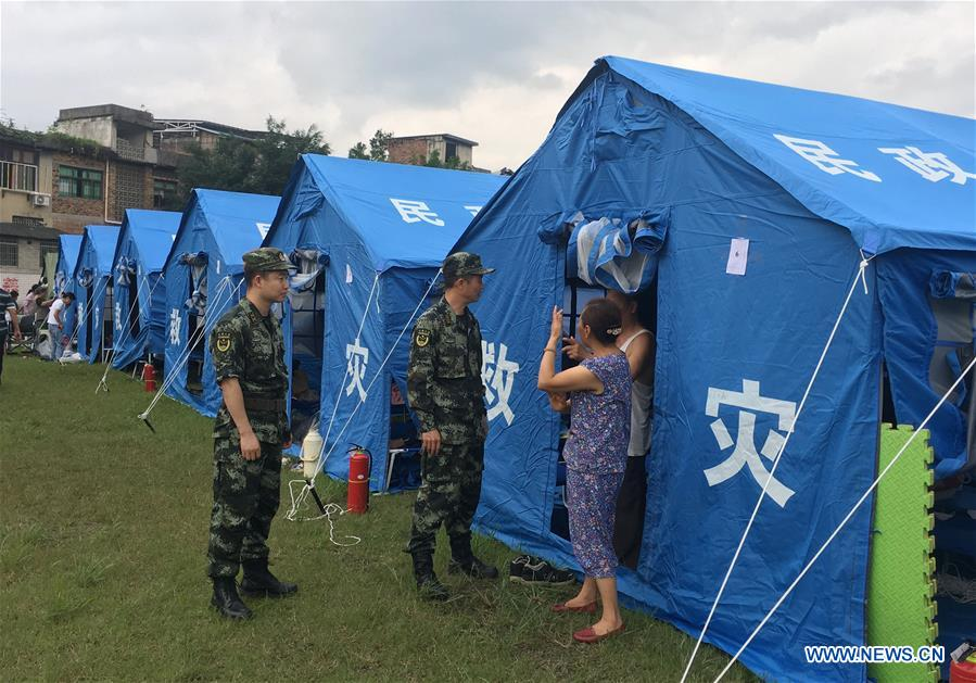 #CHINA-SICHUAN-CHANGNING-EARTHQUAKE-DISASTER RELIEF (CN)
