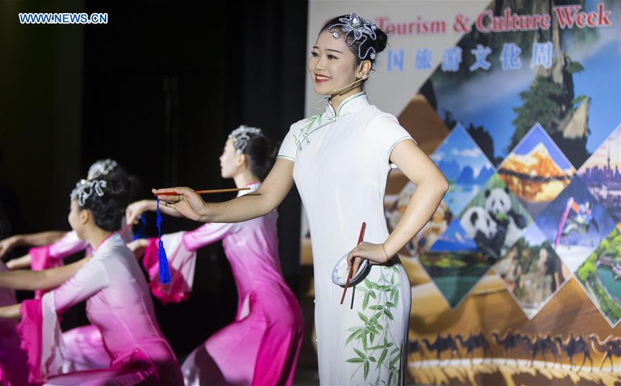 CANADA-TORONTO-CHINA TOURISM AND CULTURE WEEK-PERFORMANCE