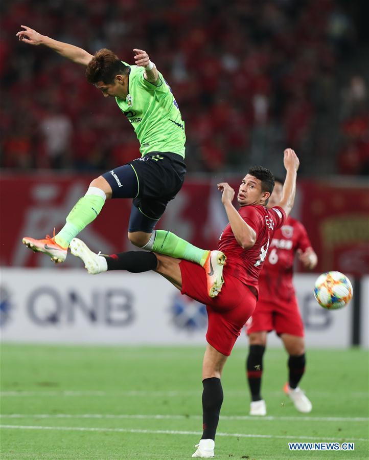 (SP)中国 - 上海 - 足球 - 亚足联冠军联赛(CN)