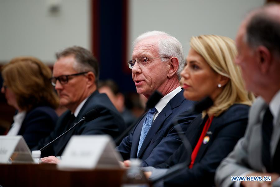 US-WASHINGTON DC-CAPITOL HILL-HEARING-BOEING 737 MAX