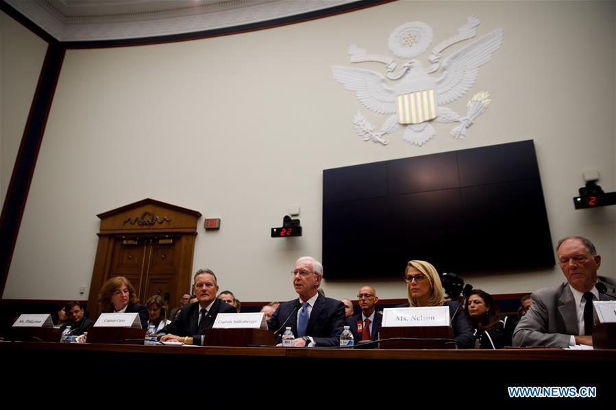 U.S.-WASHINGTON D.C.-CAPITOL HILL-HEARING-BOEING 737 MAX