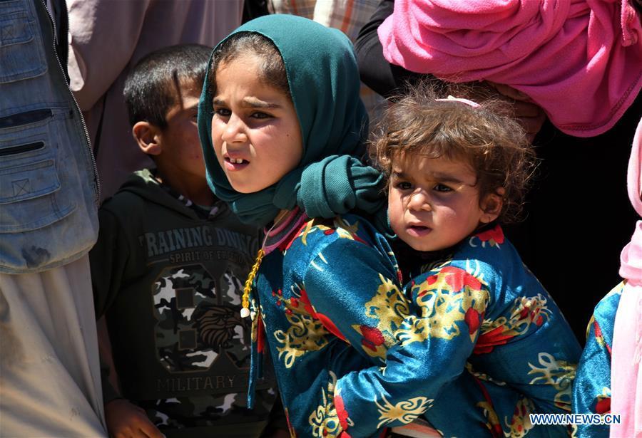 叙利亚,霍姆斯难民返回