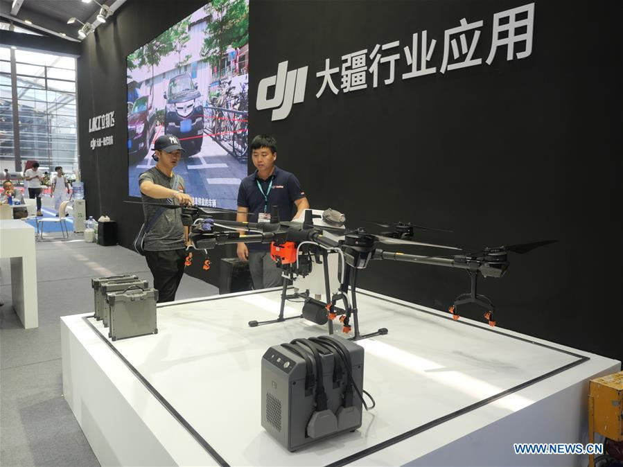 CHINA-SHENZHEN-DRONE WORLD CONGRESS-INT'L UAV EXPO (CN)