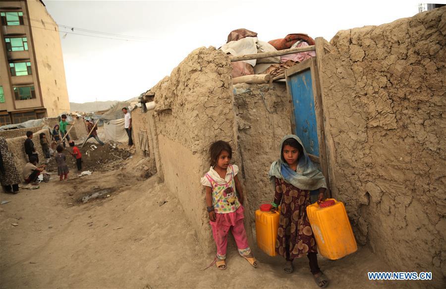 AFGHANISTAN-KABUL-WORLD REFUGEE DAY