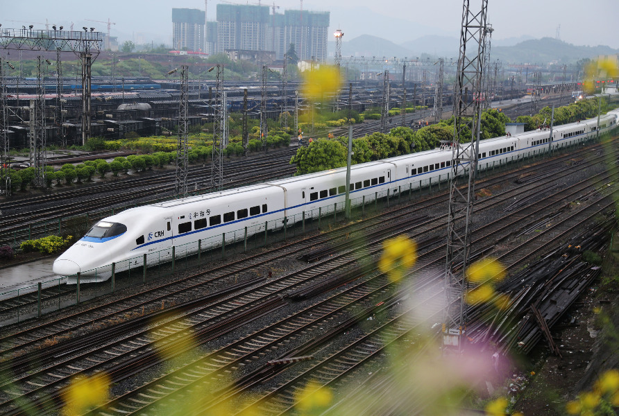 China's railway ticket-booking website sells over 3 1 billion