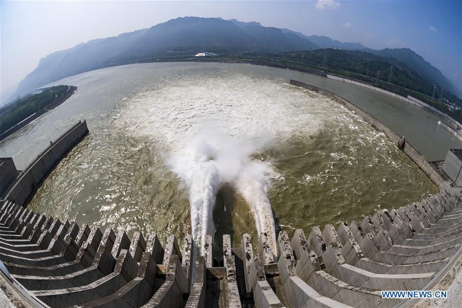 #CHINA-THREE GORGES-FLOOD (CN)