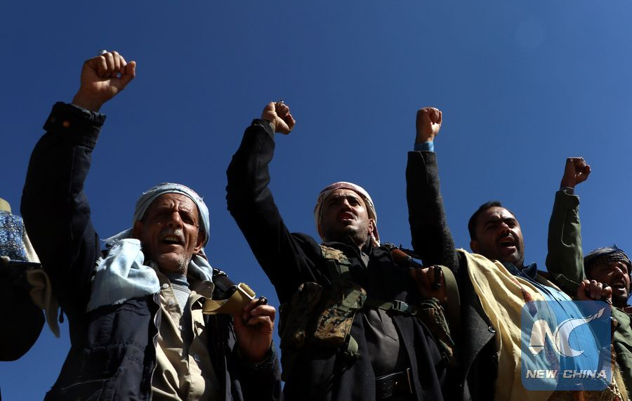 Yemen's Houthi rebels claim drone attacks on 2 Saudi airports