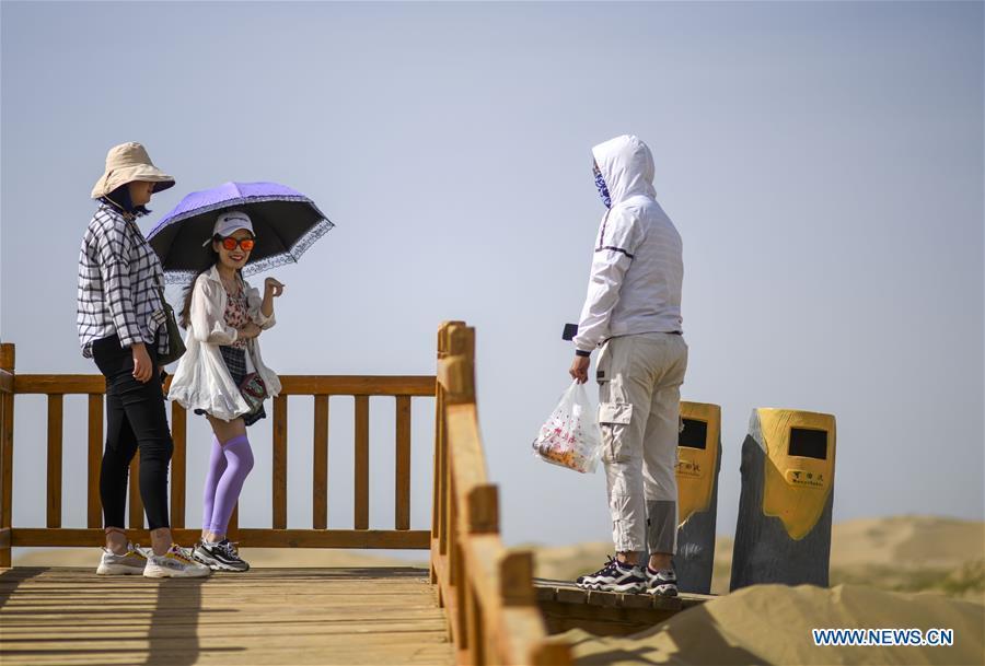 CHINA-XINJIANG-YULI-TOURISM (CN)