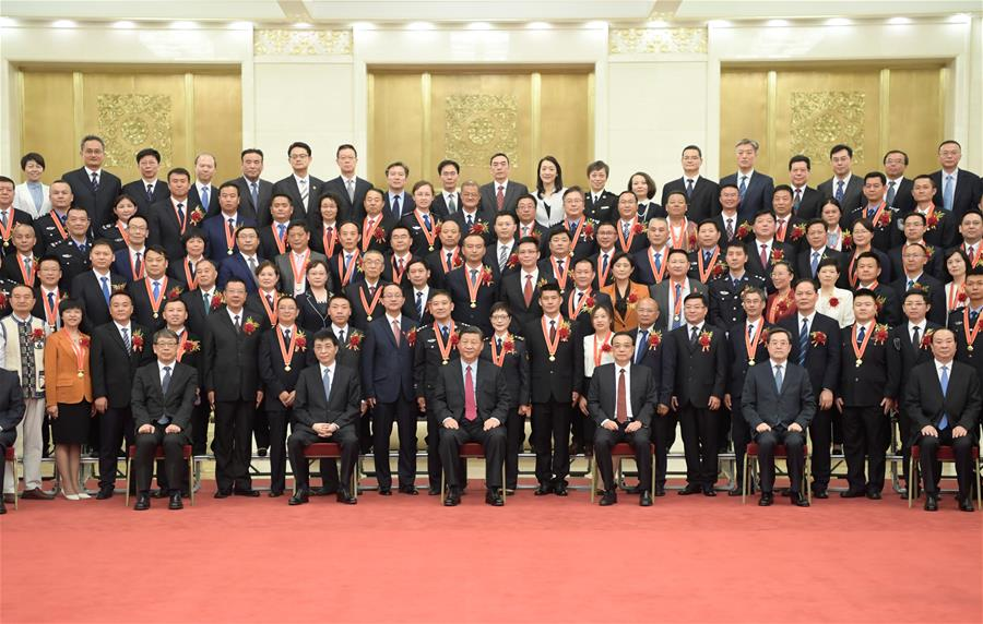 Image result for Xi meets civil servants
