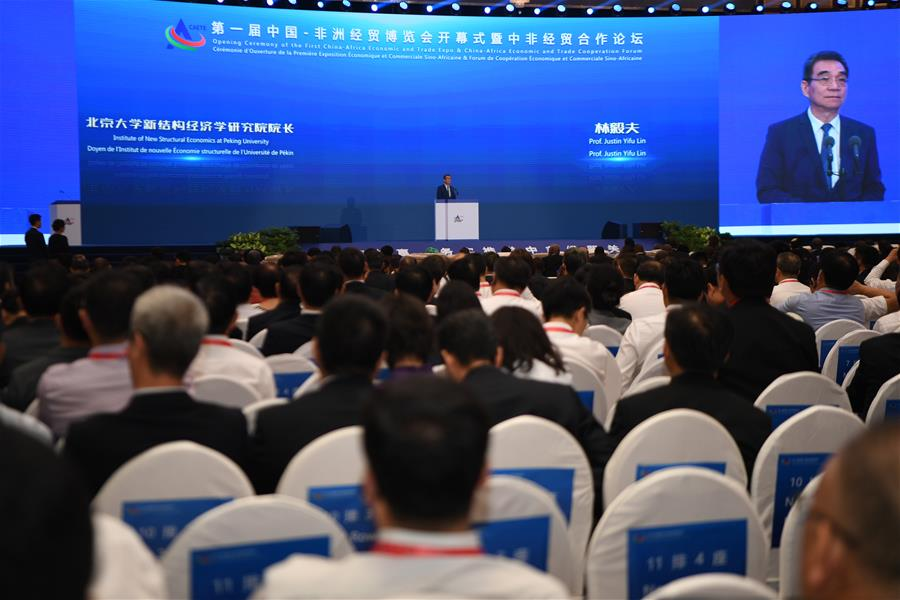Xinhua Headlines: China-Africa trade expo to forge closer economic partnership