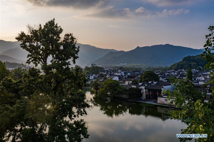 #CHINA-ANHUI-HUANGSHAN-COUNTRYSIDE SCENERY (CN)