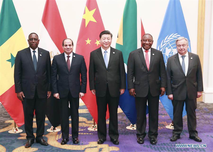 JAPAN-OSAKA-XI JINPING-CHINA-AFRICA-LEADERS-MEETING