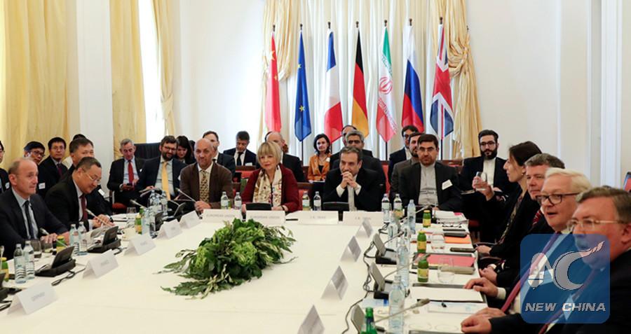 Iran says Vienna meeting