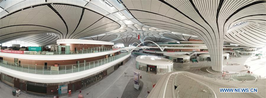 CHINA-BEIJING-NEW AIRPORT-CONSTRUCTION-COMPLETION (CN)