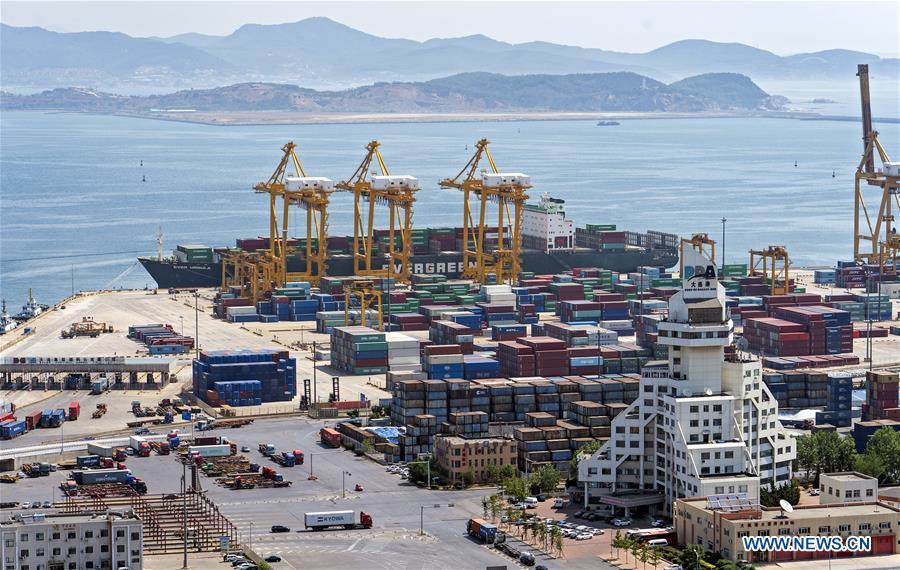 CHINA-LIAONING-DALIAN-SUMMER DAVOS FORUM-ECONOMIC DEVELOPMENT (CN)