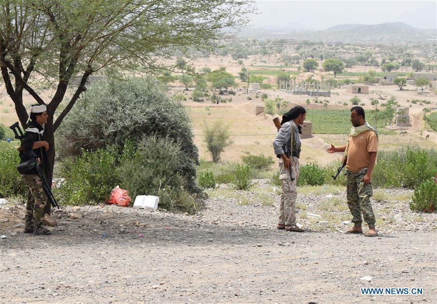 YEMEN-DHALEA-PRO-CONVERNMENT ARMY-HOUTHI REBELS