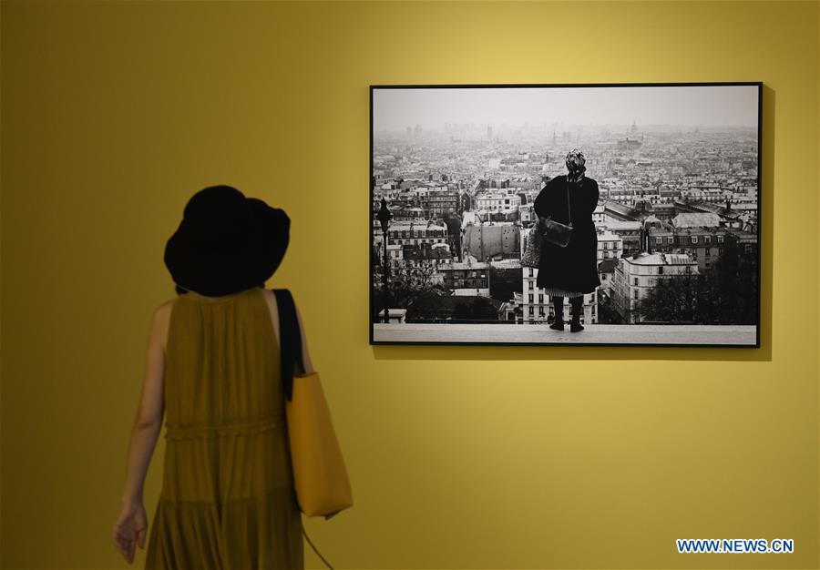 CHINA-HUNAN-FRANCE-PHOTOGRAPHY-BRUNO REQUILLART-EXHIBITION (CN)