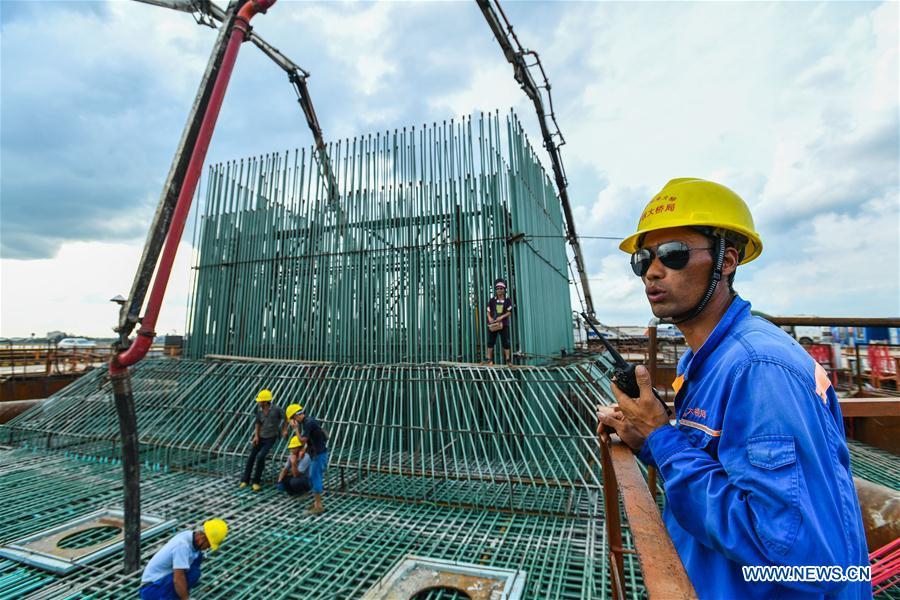 中国 - 广东 - 湛江 -  TOSOSHUN BRIDGE-CONSTRUCTION(CN)
