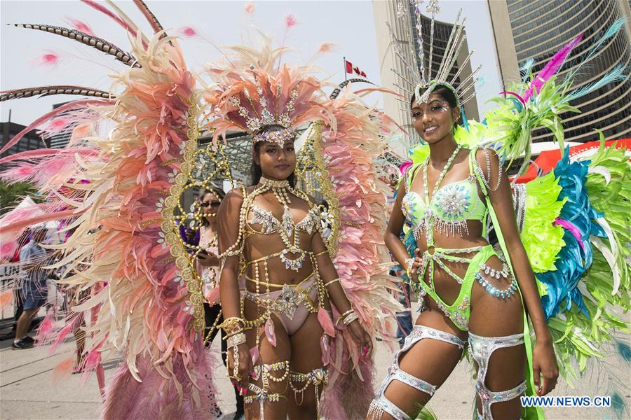 Top Five Toronto Carnival Dates 2019 - Circus