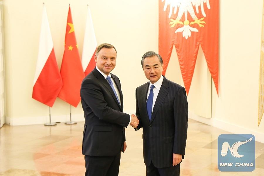 China Poland Pledge To Promote Pragmatic Cooperation Xinhua English News Cn